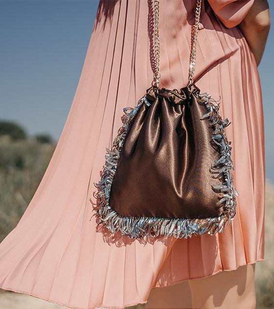 handbag brown coffee
