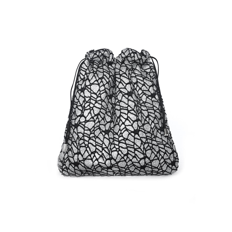 bolso-plata-negro-cadena