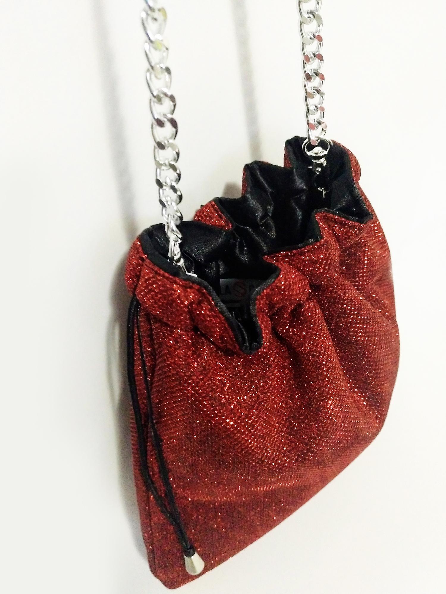 bolsos de fiesta rojo nochevieja