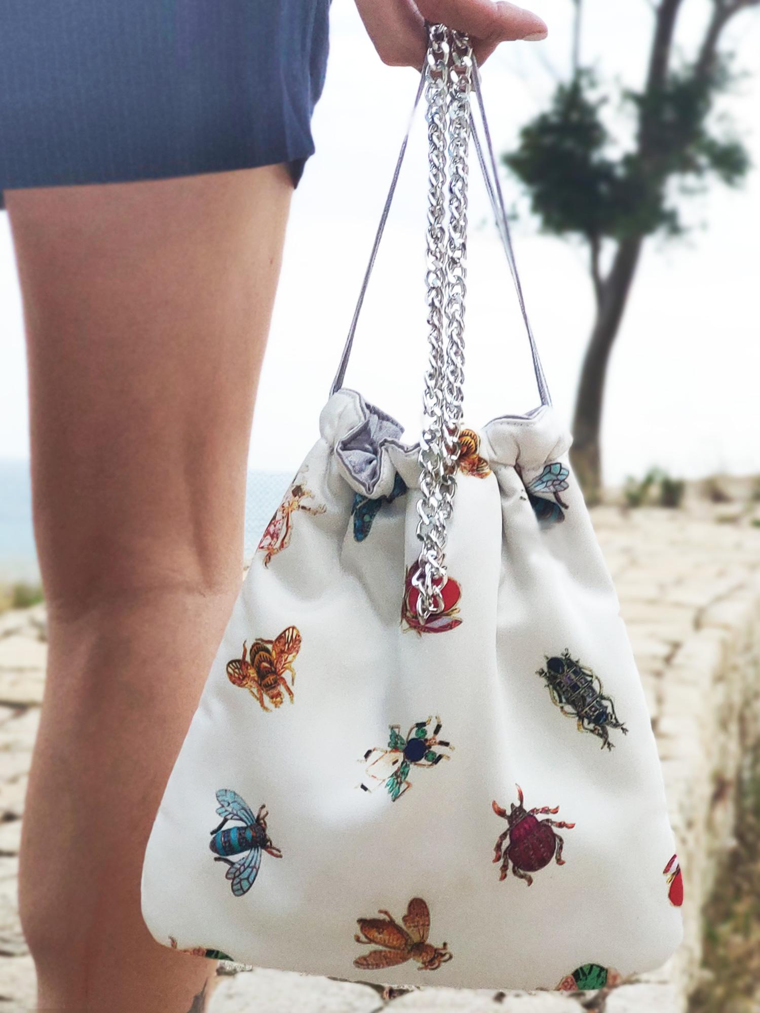 bolso-saco-estampado-insectos-scilla e cariddi bags