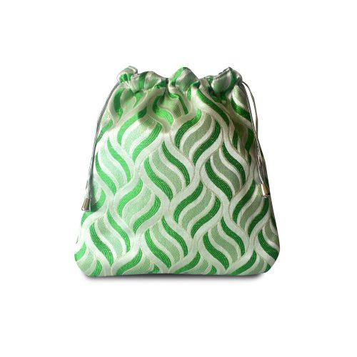 bolso-mano-verde-lima-cadena