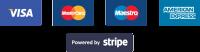 pagos stripe visa mastercard maestro