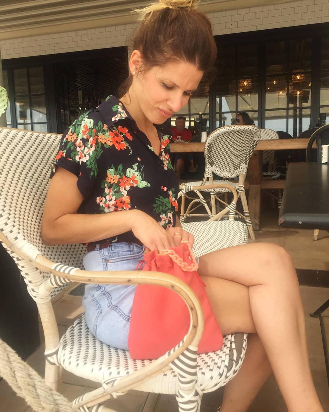 bolso fiesta mujer coral asa scilla e cariddi
