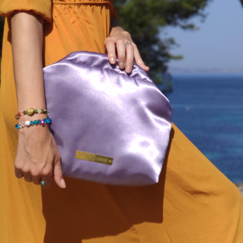 bolso clutch-lilac-morado scilla e cariddi